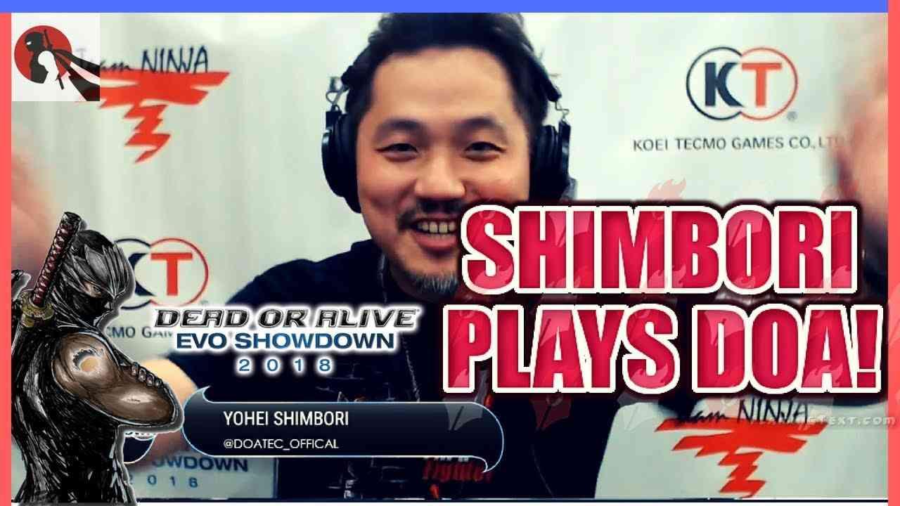 dead or alive Yohei Shimbori