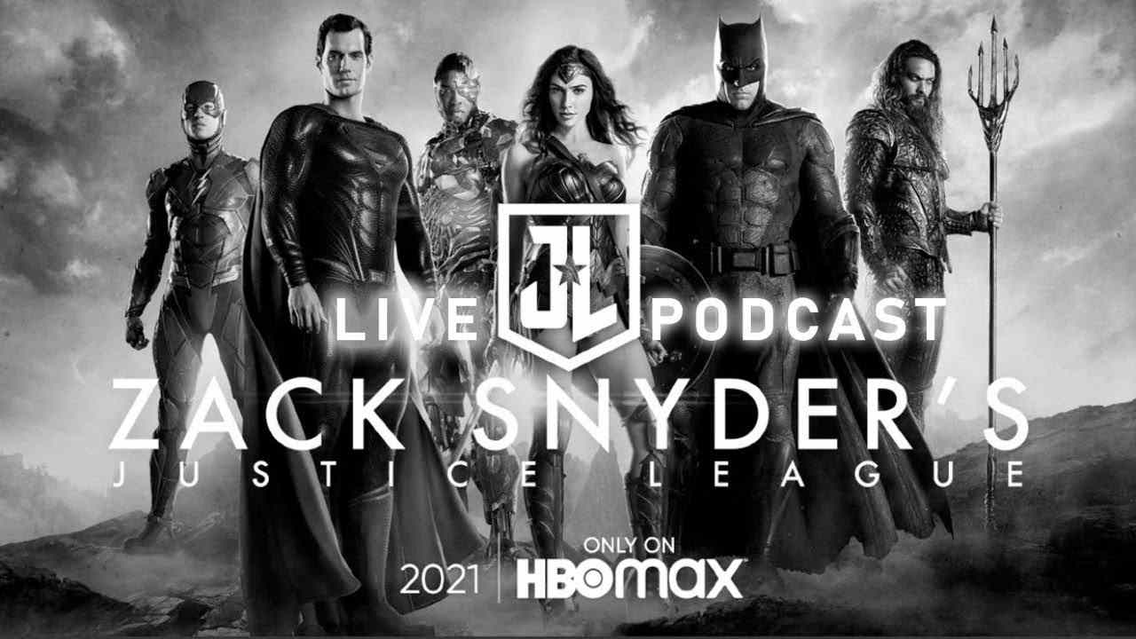 zack snyder's justice league snyderverse