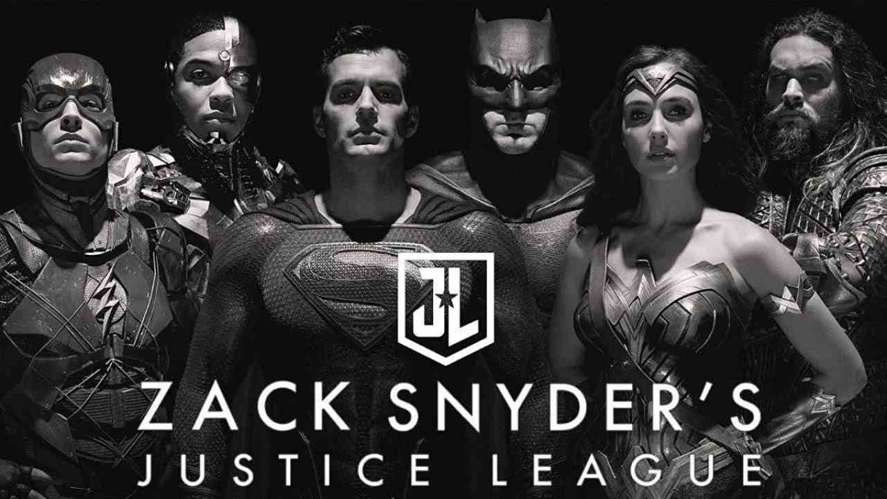 zack snyder's justice league dvd blu-ray