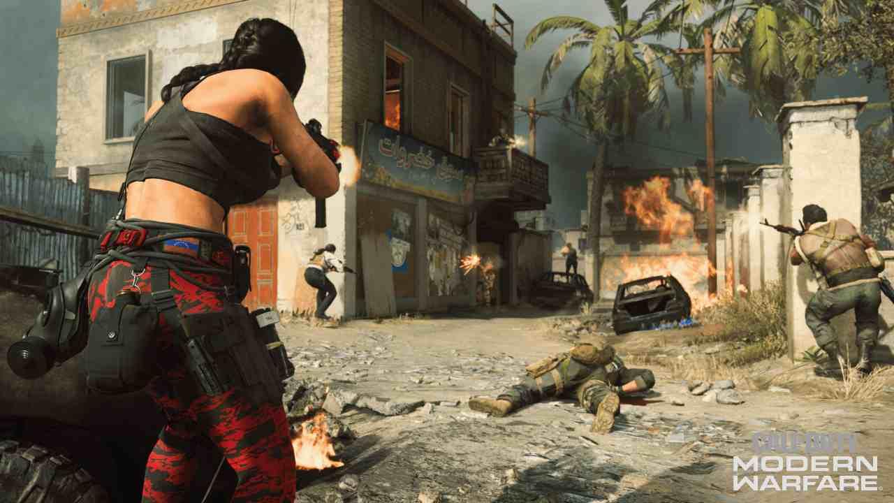 Activision licenzia doppiatore Call of Duty per commenti sessisti