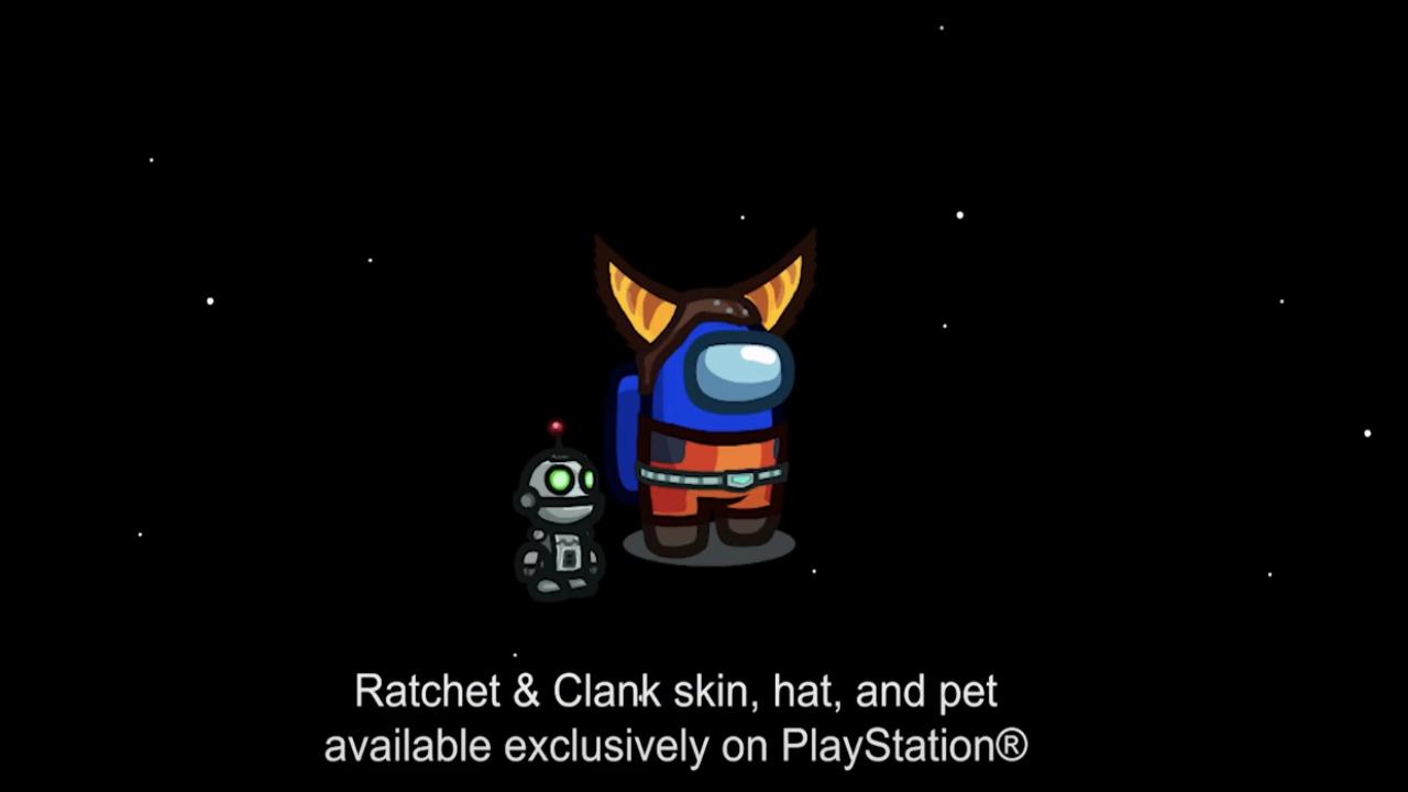 Among Us PS4 e PS5