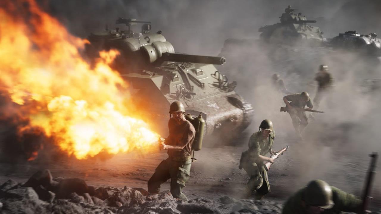 Armi Battlefield V