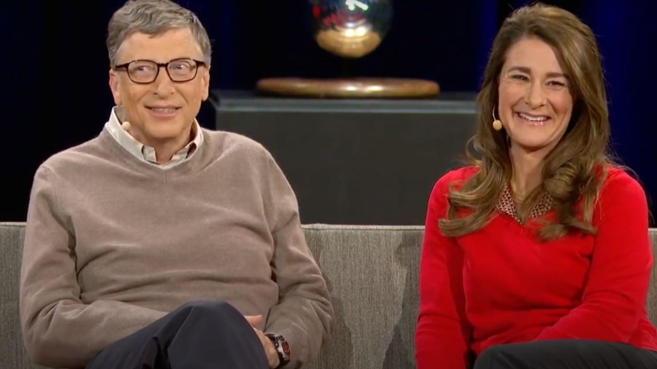 Bill Gates e Melinda
