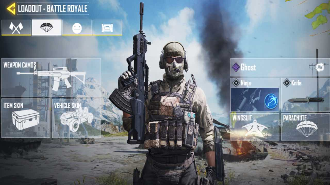 COD Warzone Mobile