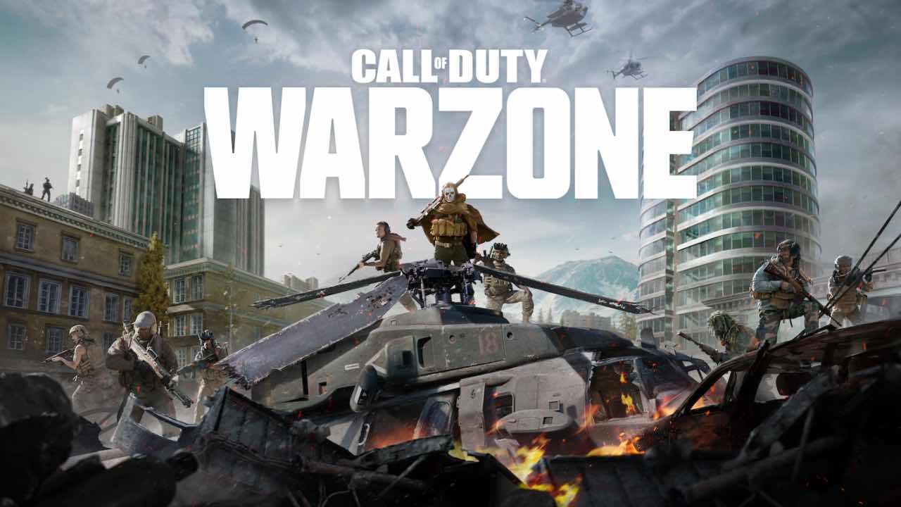 COD Warzone crossover