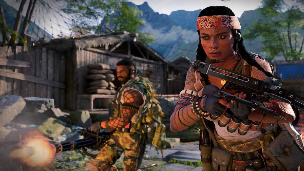 COD Warzone e Black Ops