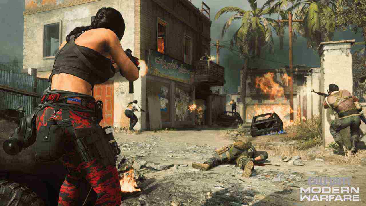 Call of Duty: Warzone, altri ban per razzismo e comportamento tossico