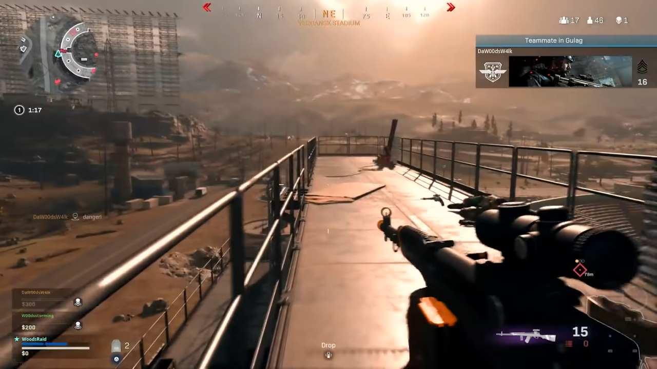 Call of Duty:Warzone, Qualcuno potrebbe finalmente spegnere il sole di Verdansk