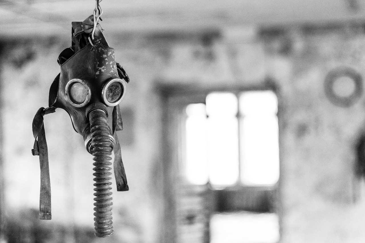 Cernobyl maschera