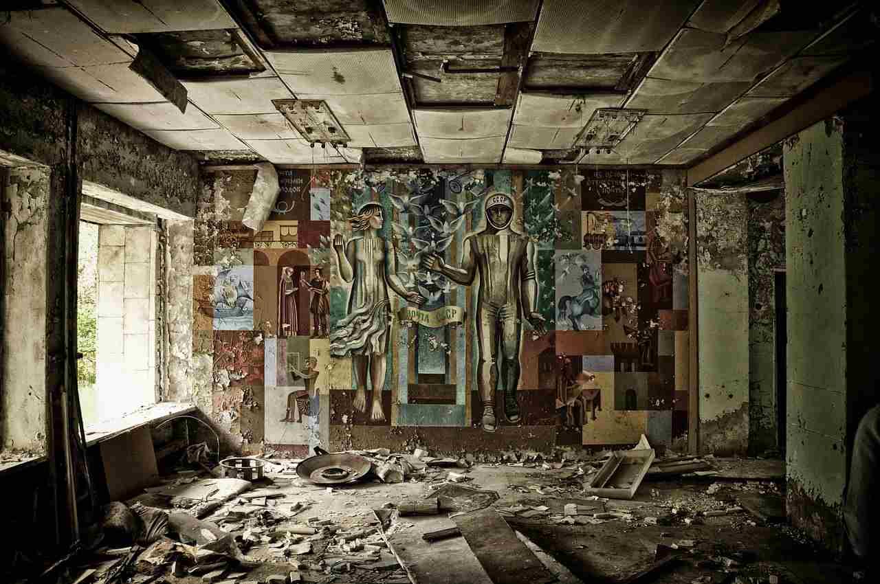 Cernobyl stanza