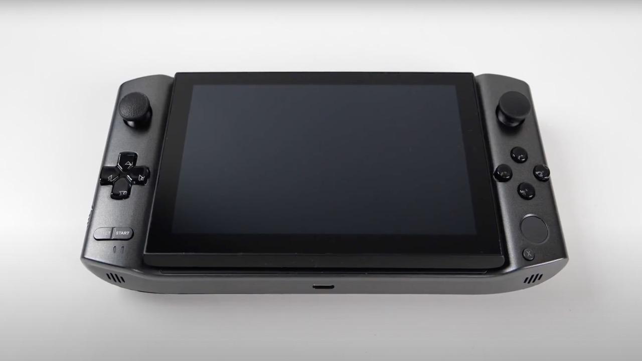 Console portatile