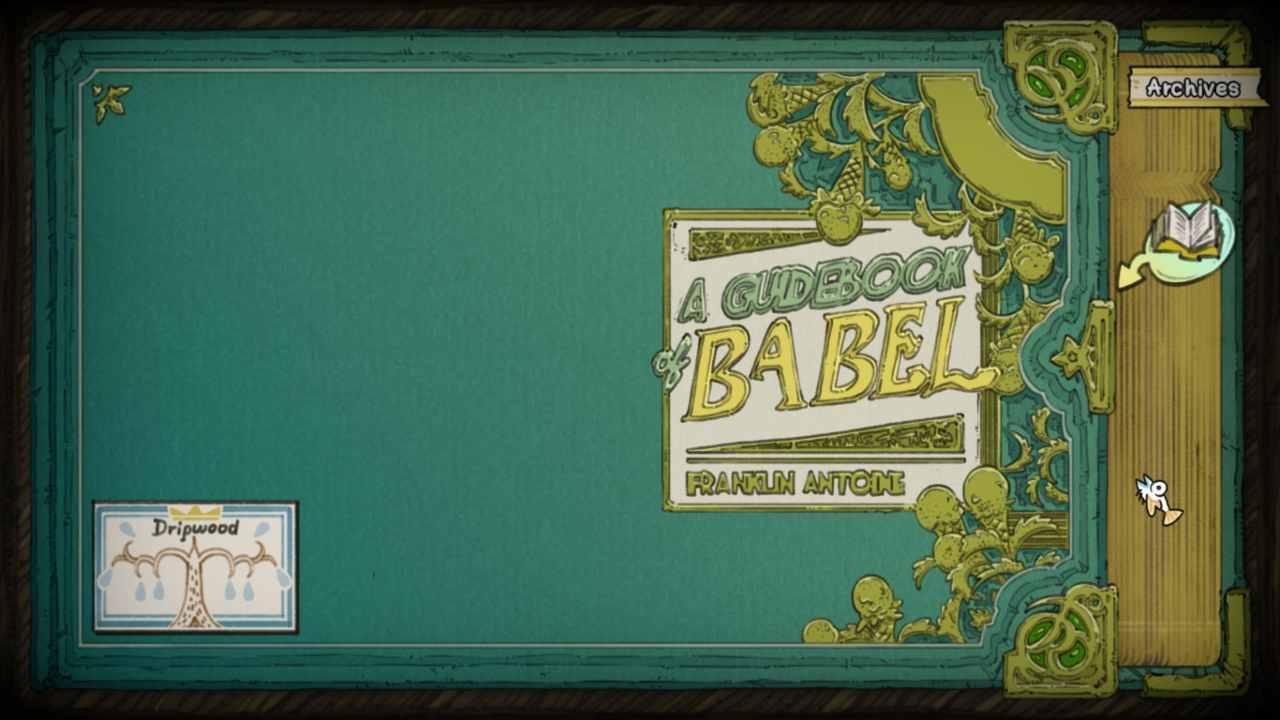 DEMO PROVATA PER VOI - A Guidebook of Babel: Effetto farfalla