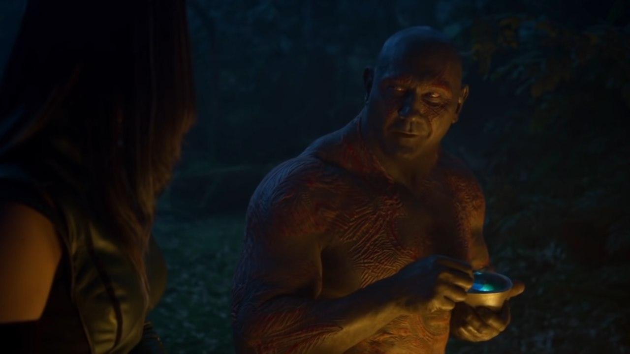 Dopo Guardiani della Galassia 3 potremmo non vedere più Drax