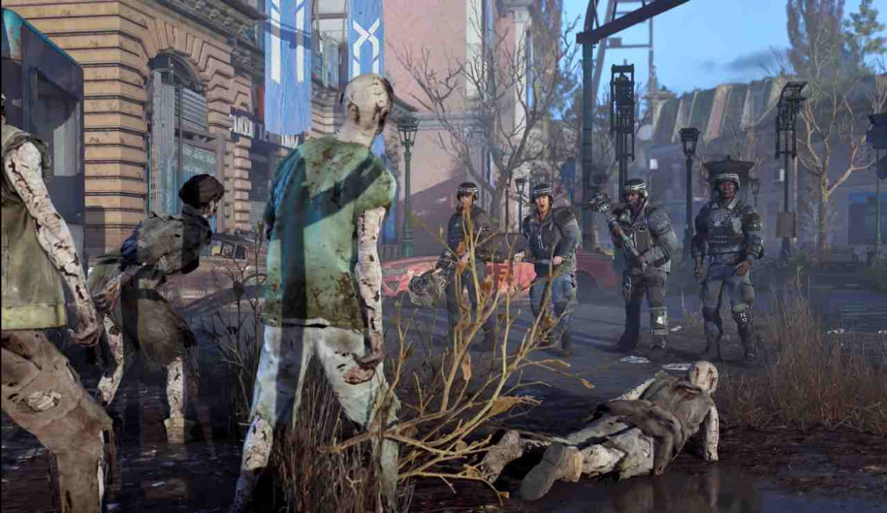 Dying Light Stay Human