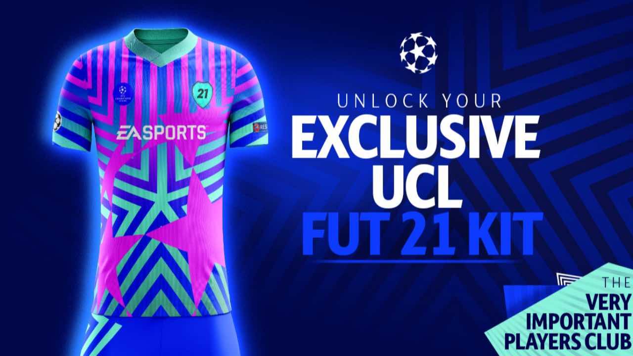 FIFA 21 Fortnite