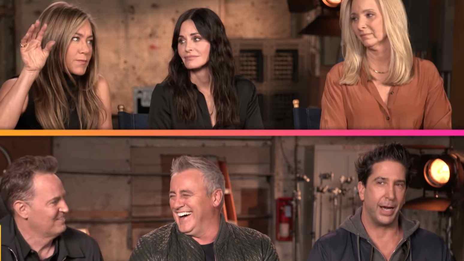 Friends Reunion, il regista chiarisce perché sono mancati alcuni attori