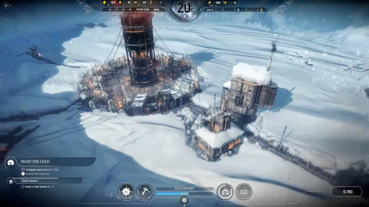 Frostpunk sbarcherà anche su dispositivi mobile iOS e Android