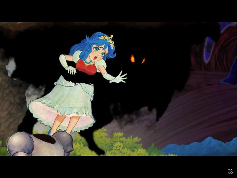 Ghosts 'n goblins resurrection Principessa