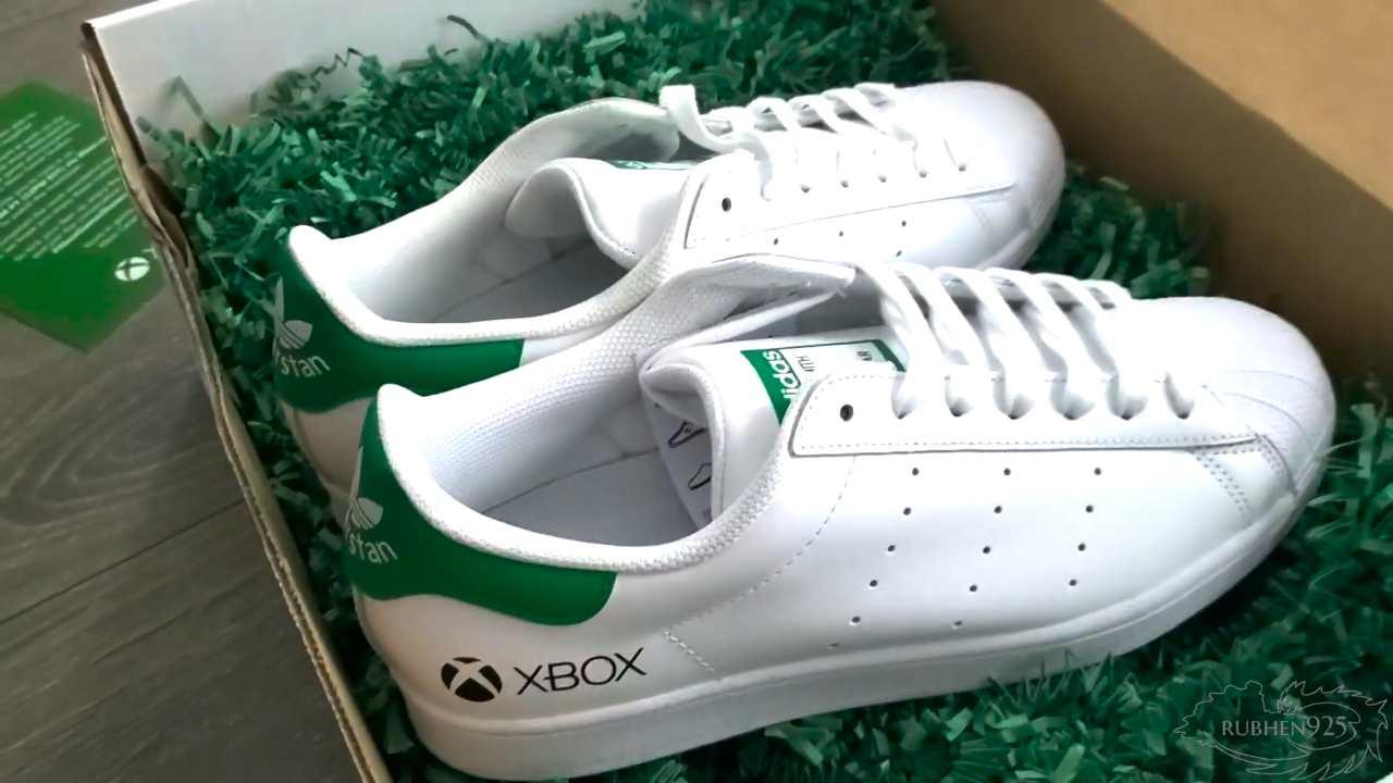 L'Xbox ai piedi: arriva la collab con Adidas