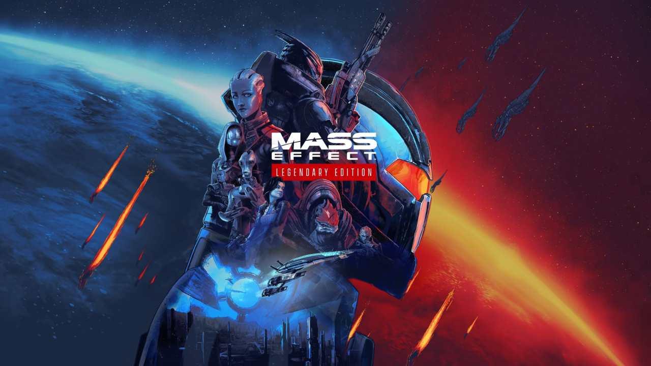 Mass Effect Legendary Edition, ecco quanto spazio servirà per scaricarlo
