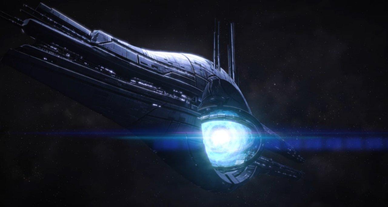 Mass Effect portale