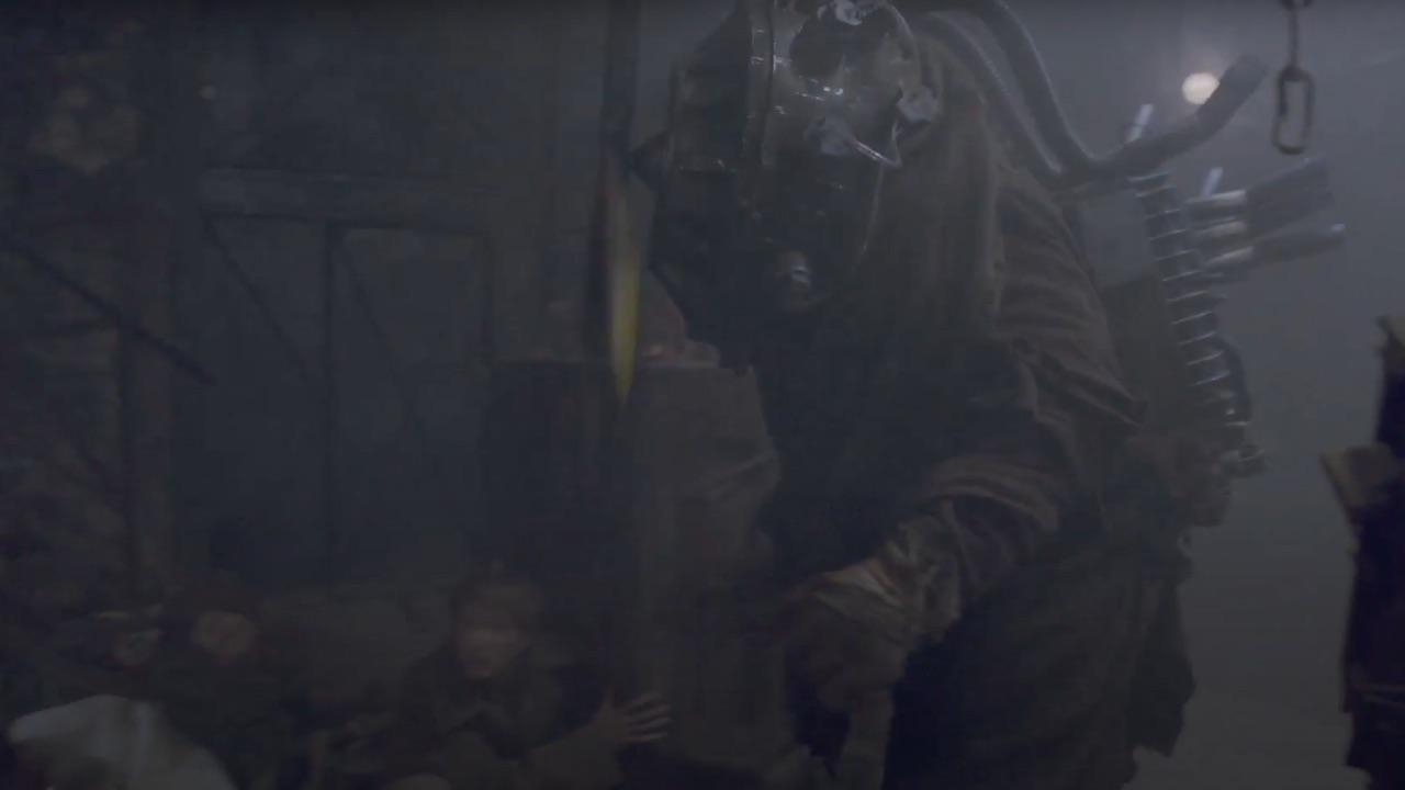 Mostro Resident Evil Village