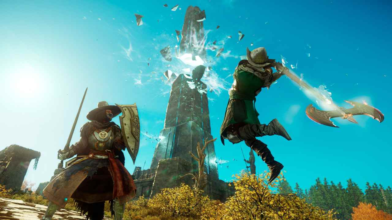 New World di Amazon, Rich Lawrence tranquillizza sullo store in-game