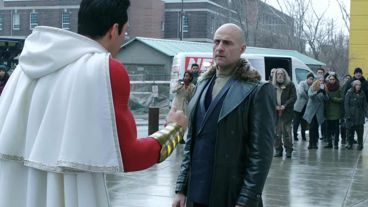 Non ci sarà il Dottor Sivana nel prossimo Shazam! Fury of the Gods