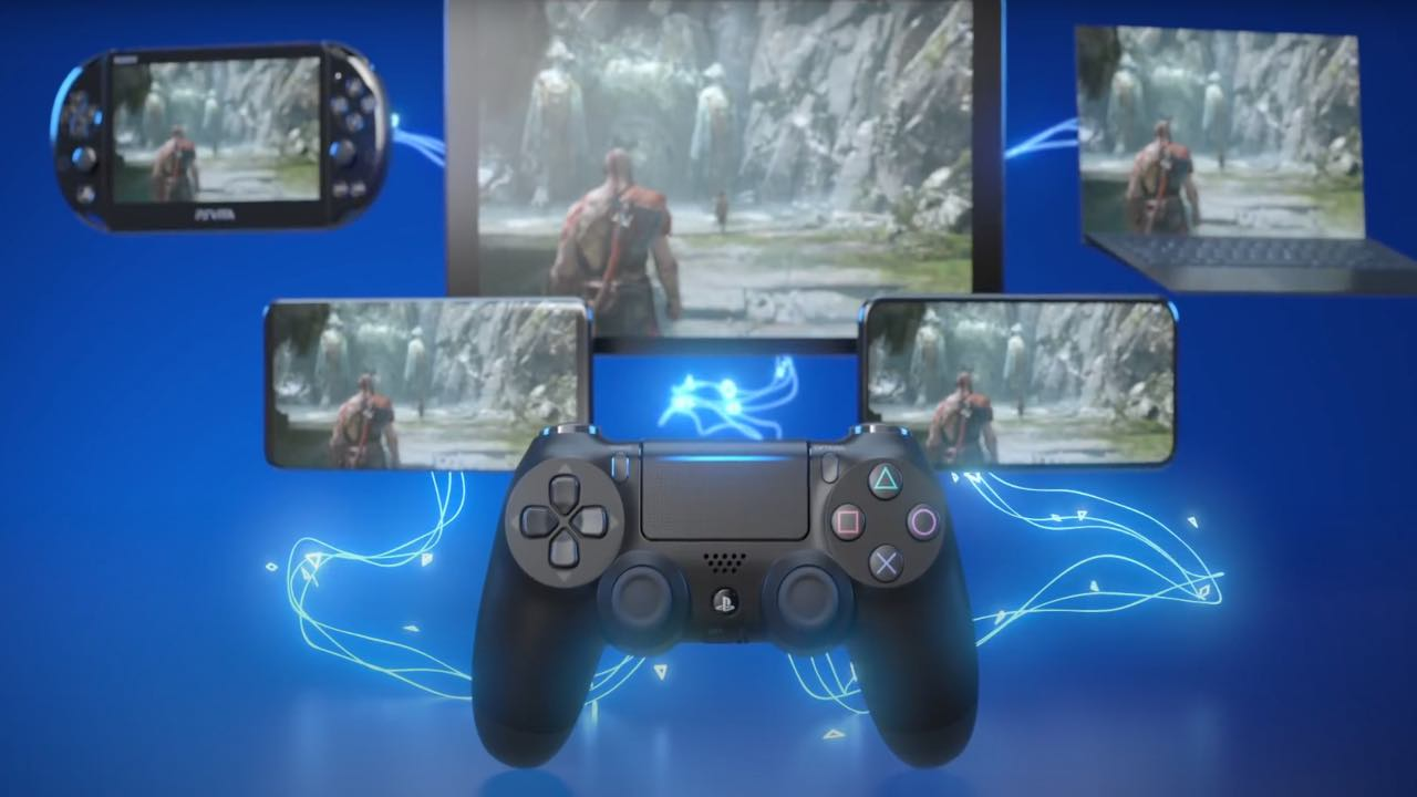 PS5 iPhone Android