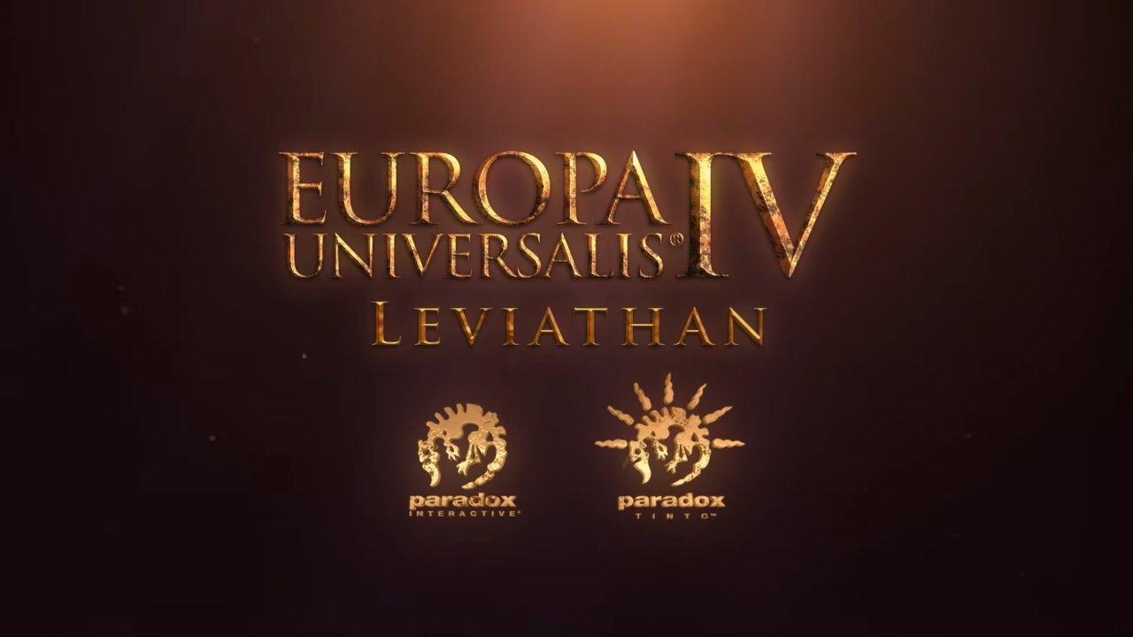 Paradox Tinto, dopo Leviathan basta DLC per Europa Universalis 4?