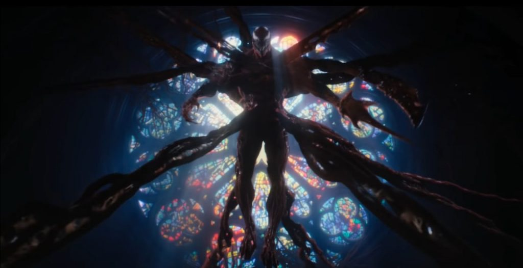 Venom Let There Be Carnage, trailer del film Sony - VIDEO