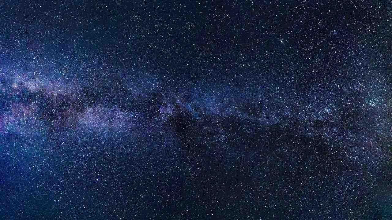 Via Lattea scoperta