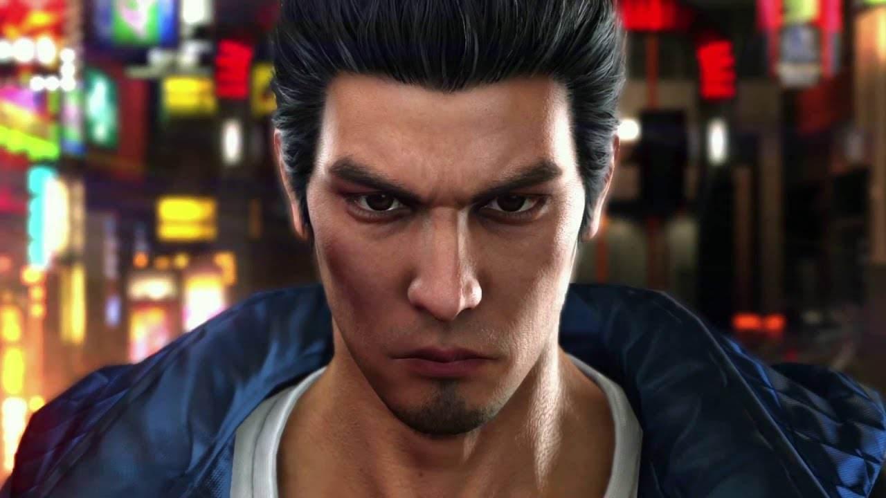 Videogame Yakuza Sega