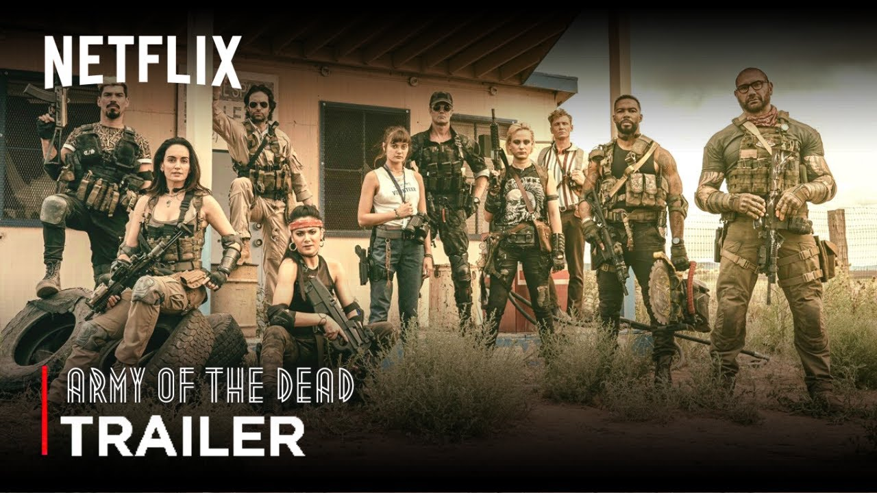 army of the dead anteprima