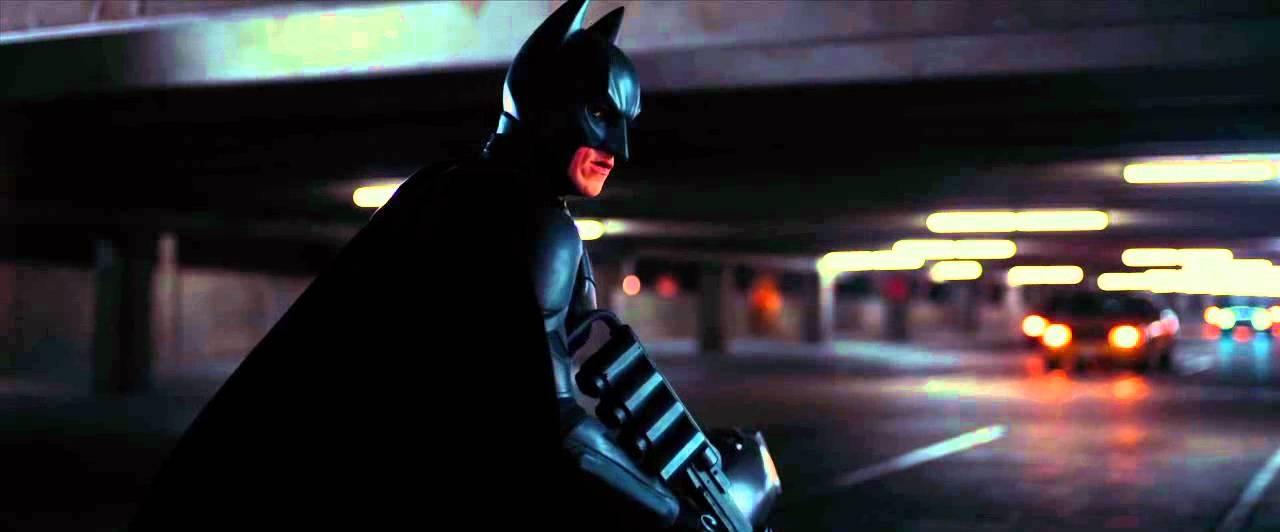 the batman nolan