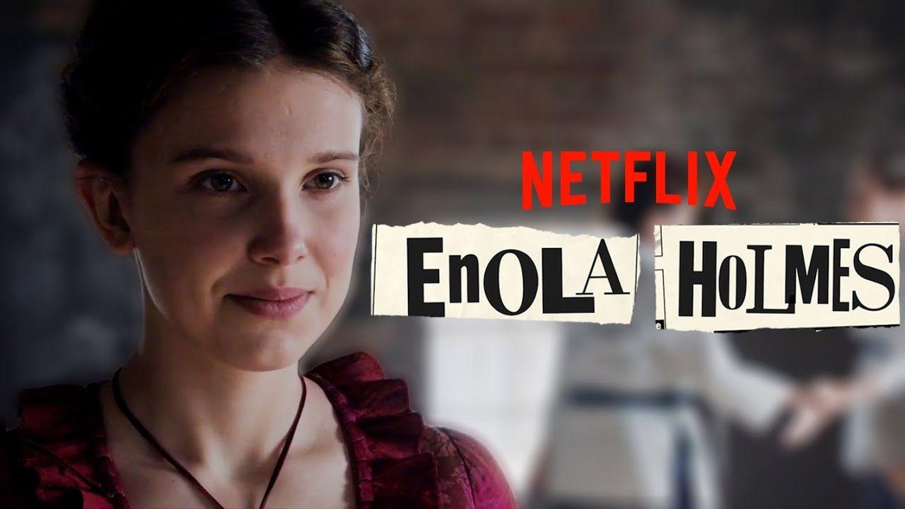 enola holmes sequel