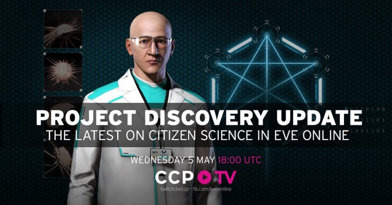 project discovery eve online