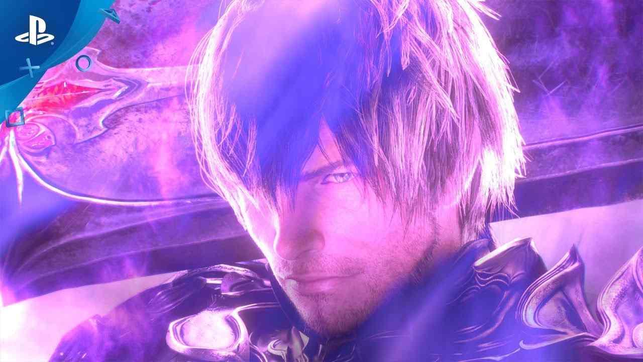 Final Fantasy 14 playstation 5