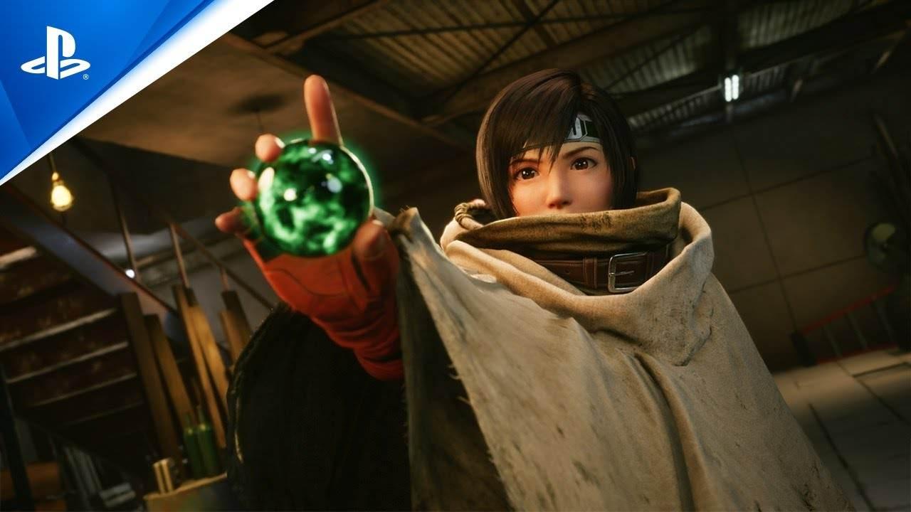 amazon final fantasy 7 remake intergrade