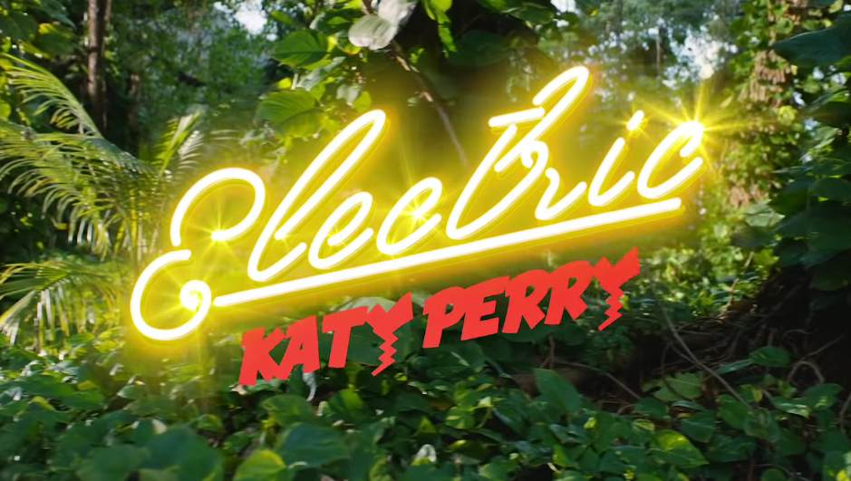 Electric di Katy Perry