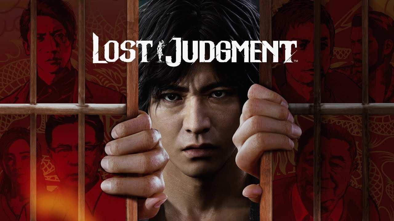 lost judgment amazon