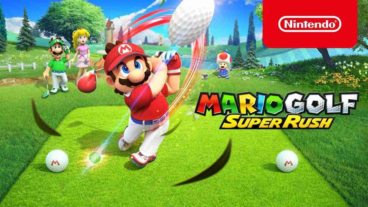offerte Mario Golf Super Rush