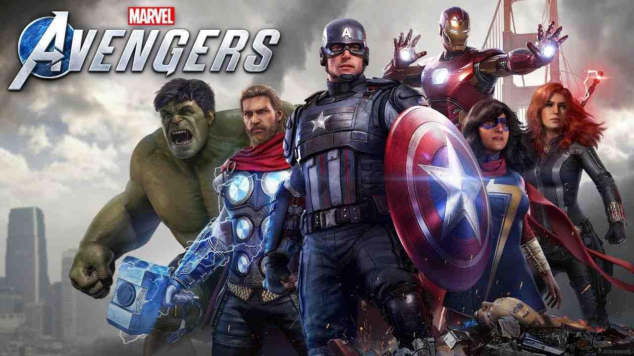 marvel's avengers roadmap contenuti