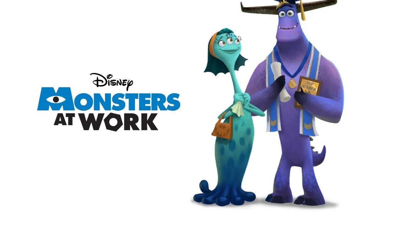 monsters at work trailer