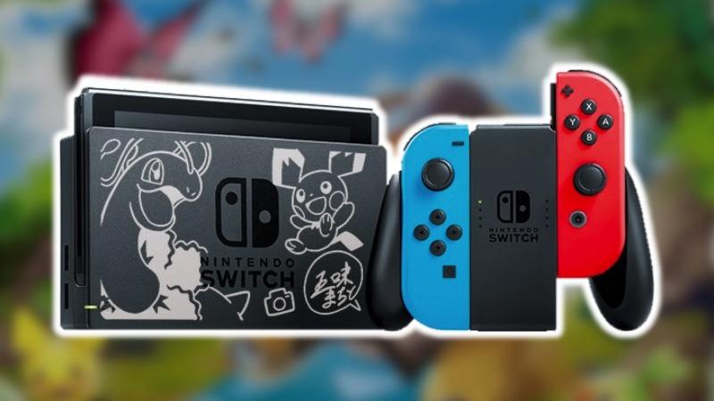 Nintendo Switch Pokémon Snap edizione limitata