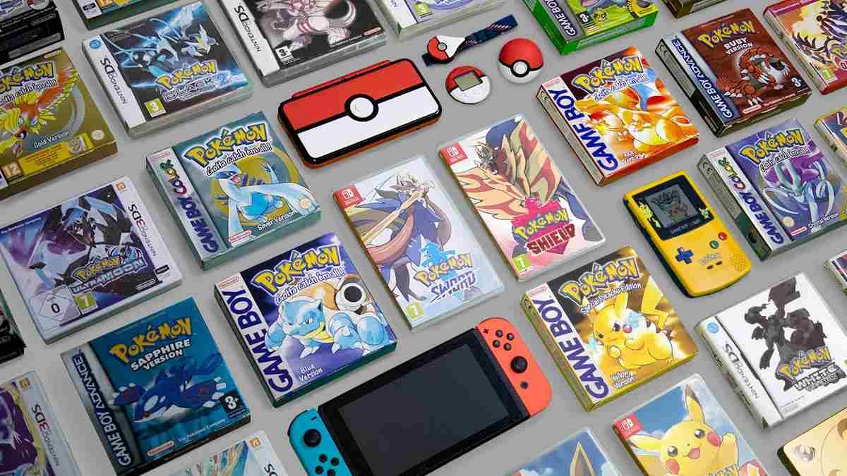 Giochi Pokémon