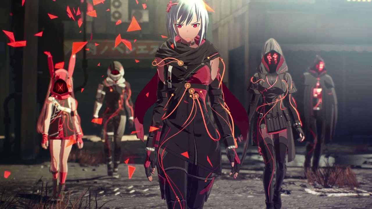 scarlet nexus demo