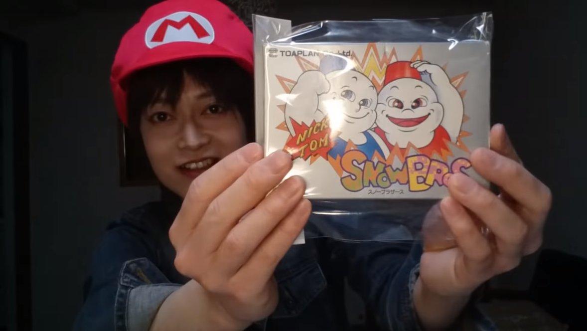 somari youtuber giapponese