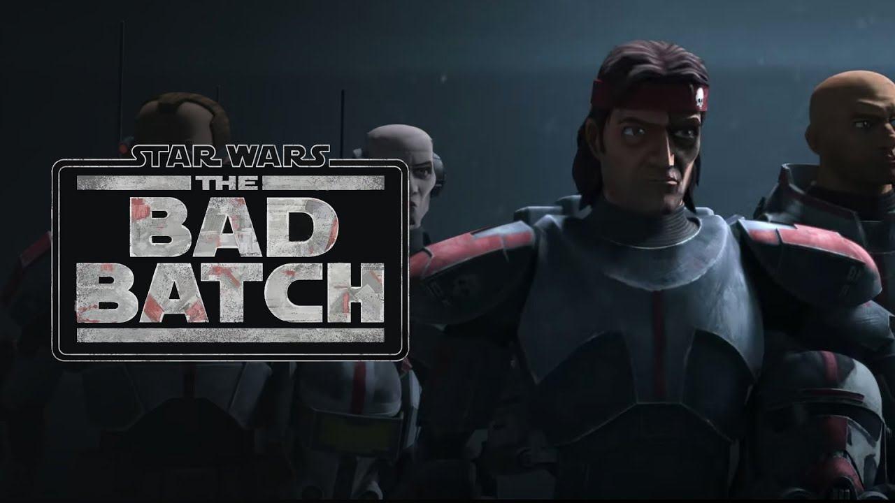 the bad batch star wars day