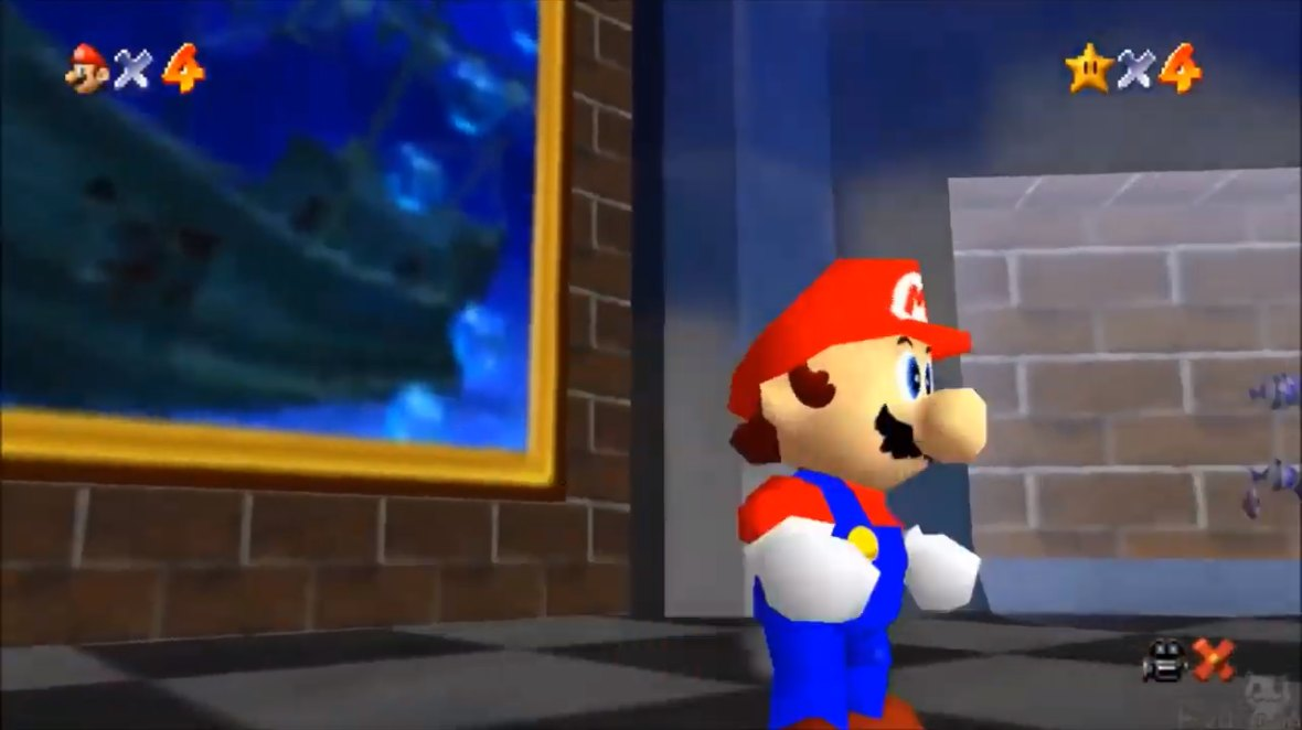 Super Mario 64 Remastered